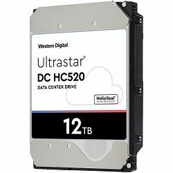 Western Digital Ultrastar DC HDD Server HE12 (3.5'', 12TB, 256MB, 7200 RPM, SATA 6Gb/s, 512E SE) SKU: 0F30146