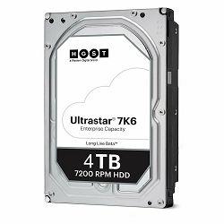 Western Digital Ultrastar DC HDD Server 7K6 (3.5'', 4TB, 256MB, 7200 RPM, SATA 6Gb/s, 512E SE), SKU: 0B36040