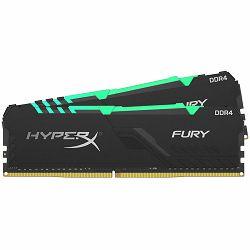 64GB 3200MHz DDR4 CL16 DIMM (Kit of 2) HyperX FURY RGB