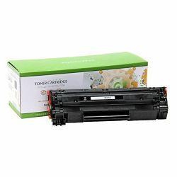 Toner Static Control HP Canon CB435A 436A 285A Black