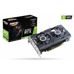 Inno3D GeForce RTX 2060 TWIN X2, 6GB, GDDR6