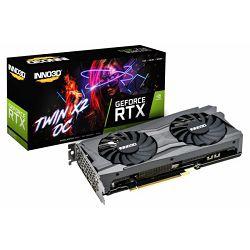 Inno3D GeForce RTX 3070 TWIN X2 OC, 8GB GDDR6