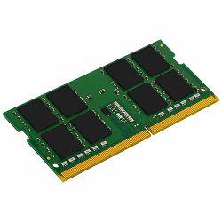 Kingston DRAM 32GB 2666MHz DDR4 Non-ECC CL19 SODIMM 2Rx8 EAN:740617304398
