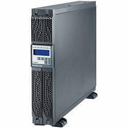 UPS Legrand DAKER DK + Tower/Rack, 2000VA/1800W, On Line Double Conversion, Sinusoidal, PFC, USB & RS232 port, 6 x IEC C13, batteries 6x 12V, 7.2Ah, 29.5 kg, (Optional Kit Rack 310952, SNMP card 31093