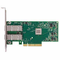 Mellanox ConnectX-4 Lx EN network interface card, 25GbE dual-port SFP28, PCIe3.0 x8, tall bracket, ROHS R6