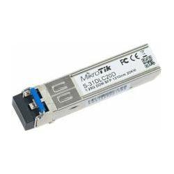 MikroTik 1G SFP (LC,SM)-20km fiber module