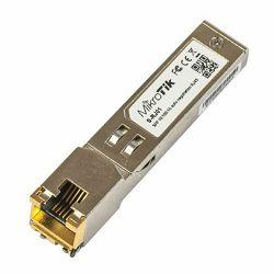 MikroTik 1GbE RJ45 SFP copper module