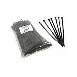 NaviaTec cable tie black 200 x 4.8, 100pcs