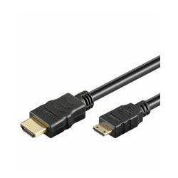 NaviaTec HDMI A-plug to Mini HDMI C-plug 2m w Ethernet