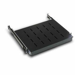 NaviaTec Keyboard Shelf for 900-1100mm cabinet (Black)