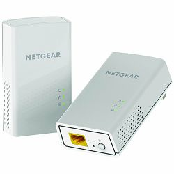 Powerline 1200, 1 Port 1200 Mbps, Powerfull Gigabit Wired Connection