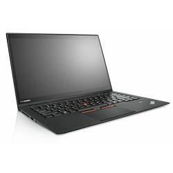 Refurbished Lenovo Thinkpad X1 Carbon (4th Gen) i5-6300U 8GB 180M2 WQHD F C W8P_COA