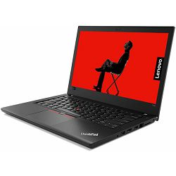 Refurbished Lenovo Thinkpad T480 i5-8350U 16GB 256GB FHD W10P COA
