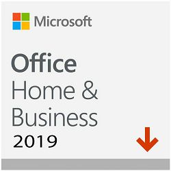 Office Home and Business 2019 Croatian EuroZone Medialess P6