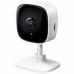 TP LINK Home Security Wi-Fi Camera Tapo C100, Full HD 1080p, Motion Detection, Push Notification, Advanced Night Vision, Night Vision 850 nm IR LED (up to 30 ft), iOS 9+, Android 4.4+