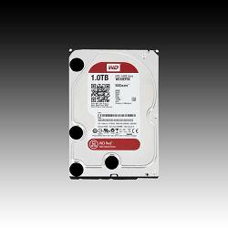 "HDD NAS WESTERN DIGITAL Red Plus (3.5"", 1TB, 64MB, SATA III-600)"