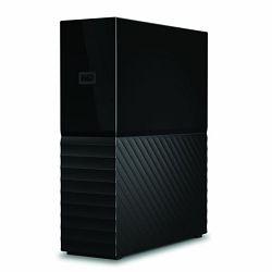 Western Digital, 8TB, Mybook, USB3.0, black