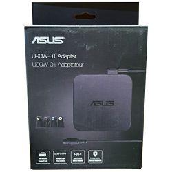 Adapter U90W-01, 33W/45W/65W/90W, o3.0 do o5.5mm