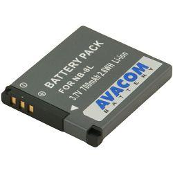 Baterija za Canon NB-8L Li-Ion 3.6V 700mAh 2.6Wh