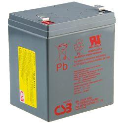 Avacom UPS baterija CSB 12V 5,5Ah F2 (HRL1223WF2)