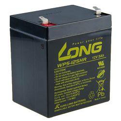 Avacom UPS baterija 12V 5Ah, HR F1, WP5-12SHR F1