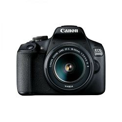 Canon EOS 2000D + 18-55mm IS + EF 50mm f1.8 STM