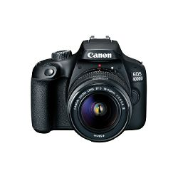 Canon EOS 4000D + 18-55mm