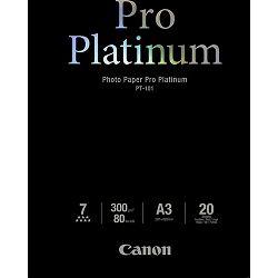 Canon Pro Platinum Pho PT101 - A3 - 20L