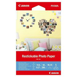 Canon Višestruko ljepljiv papir RP-101 10x15 - 5 L