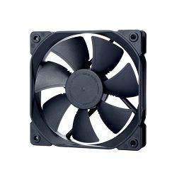 Fractal Dynamic X2 GP-12 PWM, 120mm, crni vent