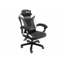 Fury Avenger M+, gaming stolica, crna/bijela