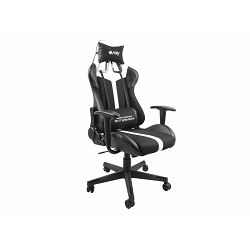 Fury Avenger XL, gaming stolica, crna/bijela