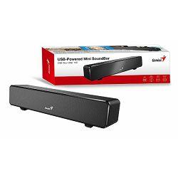Genius USB SoundBar 100, zvučnik
