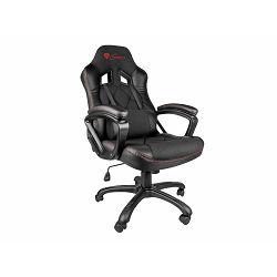 Genesis Nitro 330, gaming stolica, crna