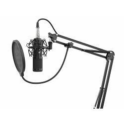 Genesis Radium 300 XLR, mikrofon