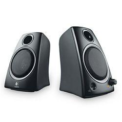 Logitech Z130 2.0 zvučnici, stereo, crna