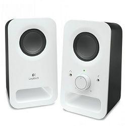 Logitech Z150 2.0 zvučnici, stereo, bijela