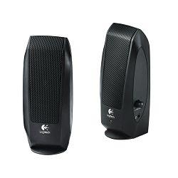 Logitech S120 2.0 zvučnici, stereo, crna, OEM