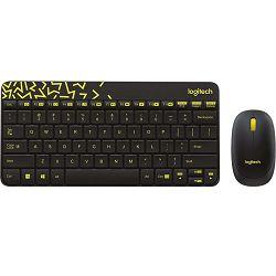 LOGI MK240 Nano Wireless Keyboard&Moouse