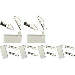 Connector set 2xKK396 + 4xKK254