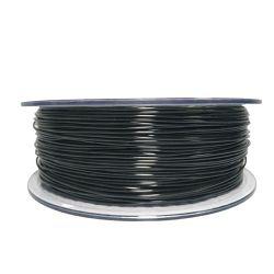 Filament for 3D, PET-G, 1.75 mm, 1 kg, grey