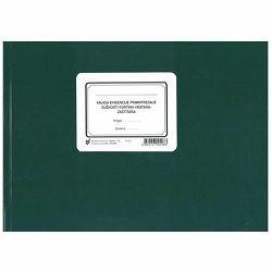 Obrazac A-721/13 knjiga izdanih (izlaznih) računa Fokus