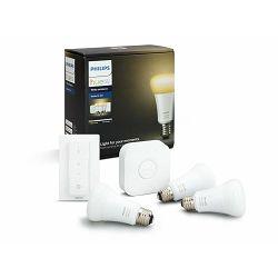 Philips HUE starter kit 3, E27, bijela, switch
