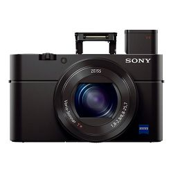 "Sony RX100 M3, 20,1MP/2,9x zoom/LCD 3""/crni"