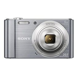"Sony DSC-W810S 20Mp/6x/2.7""/720p  srebrni"