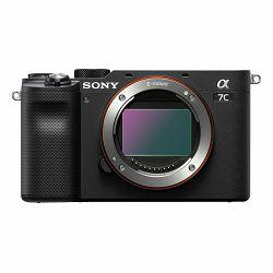 "Sony ILCE-7CL, 24,3MP, 3"" LCD, 24.2MP, 4K, crni"