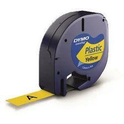 Vrpca LT 12mmx4m plastična Dymo 91202 žuta